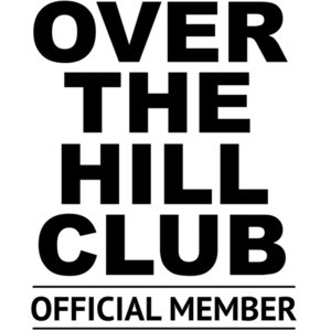 Over The Hill Club - Official Member - 40th birthday t-shirt