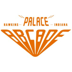 Palace Arcade - Hawkins Indiana - Stranger Things T-Shirt
