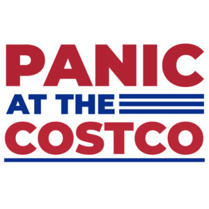 Panic at the Costco - Covid-19 Coronavirus T-Shirt