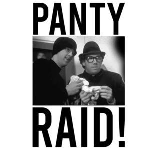 Panty Raid! - Revenge of the Nerds - 80's T-Shirt