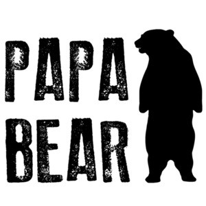 Papa Bear - Dad Father T-Shirt