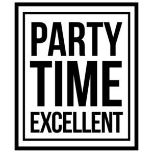 Party Time Excellent - Wayne's World - 90's T-Shirt