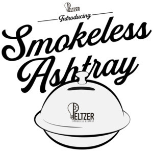Peltzer Smokeless Ashtray - Gremlins - 80's T-Shirt