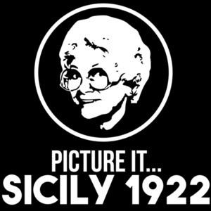 Picture It... Sicily 1922 Golden Girls Dorothy - T-Shirt