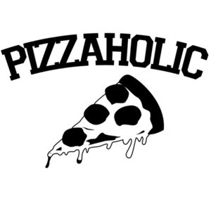 Pizzaholic T-Shirt