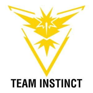 Pokemon Go Team Instinct Shirt