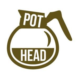 Pot Head Coffee Lover T-Shirt
