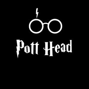 Pott Head - Harry Potter T-Shirt