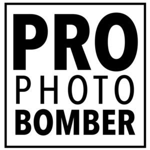 PRO Photo Bomber - Funny T-Shirt