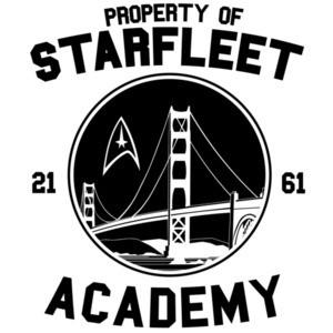 Property of Starfleet Academy - Star Trek 80's T-Shirt