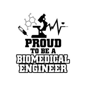 Proud To Be A Biomedical Engineer T-Shirt