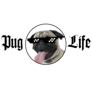 Pug Life - Funny Pug T-Shirt