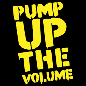 Pump Up The Volume - 90's T-Shirt