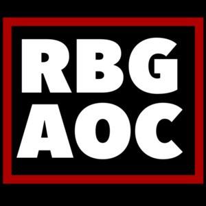 RBG - AOC - Alexandria Ocasio-Cortez - Ruth Bader Ginsburg - T-Shirt - Election 2020 T-Shirt