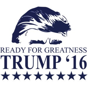 Ready for greatness Trump 16 - Trump T-Shirt