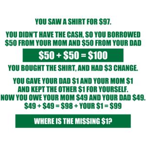 Riddle Shirt