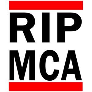 RIP MCA Beastie Boys T-Shirt