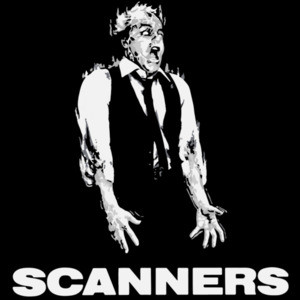 Scanners Movie - 80's T-Shirt