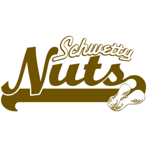 Schwetty Nuts T-shirt