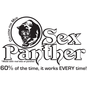 Sex Panther Cologne 60% Of The Time It Works Every Time T-shirt