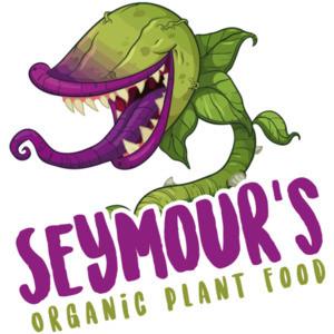 Seymour's Organic Plant Food - Little Shop Of Horrors 80's T-Shirt