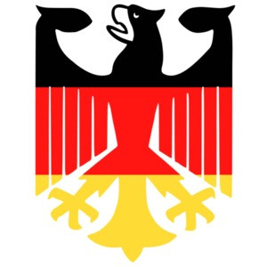 Shield of Germany - German Eagle T-Shirt