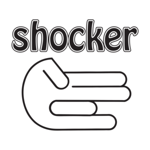 Shocker Funny T-shirt