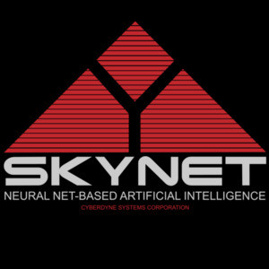 Skynet - Neural net-based artificial intelligence - cyberdyne systems corporation - Terminator - 80's T-Shirt