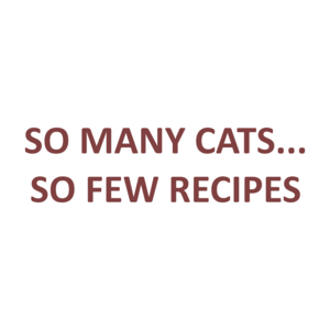 SO MANY CATS... SO FEW RECIPES Shirt