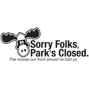 Sorry Folks Park's Closed National Lampoon's Vacation T-shirt