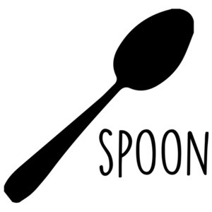 Spoon - Part 2 of 3 - Funny Family Group T-Shirt