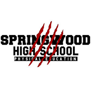 Springwood High School - Nightmare on Elm Street - 80's t-shirt