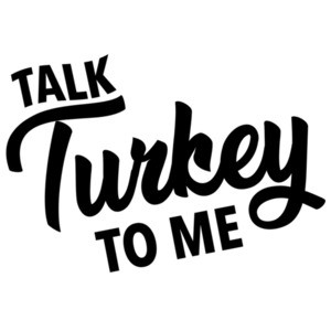 Talk turkey to me - thanksgiving t-shirt
