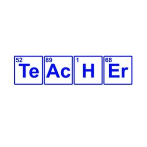 Teacher Period Elements T-Shirt