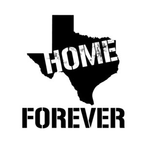 Texas Home Forever T-Shirt