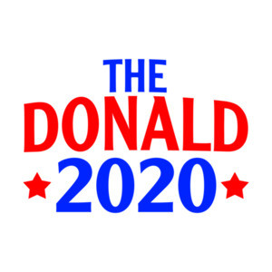 The Donald 2020 - Donald Trump For President Shirt