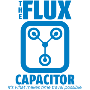 The Flux Capacitor Back To The Future T-shirt