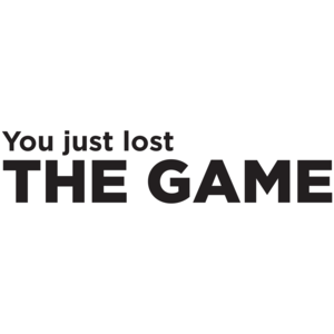The Game - You Just Lost T-shirt