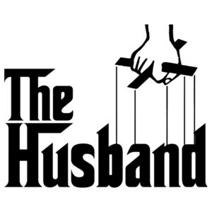The Husband - Couple's T-Shirt