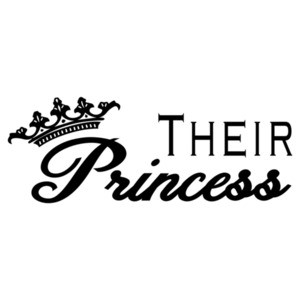 Their Princess T-Shirt