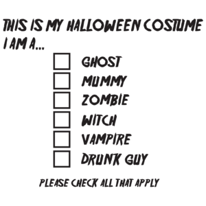 This Is My Halloween Costume I Am A... T-shirt