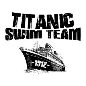Titanic Swim Team T-Shirt