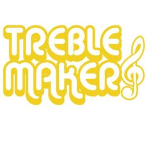 Treble Maker - Funny musician t-shirt
