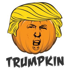Trumpkin Funny Halloween Trump Shirt