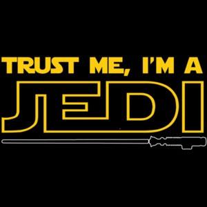 Trust me, I'm a Jedi Star - Wars T-Shirt