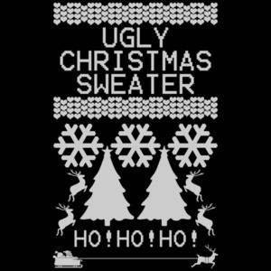 Ugly Xmas Sweater T-Shirt