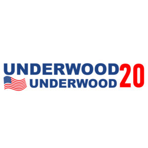Underwood Underwood 2020 - House of Cards T-shirt