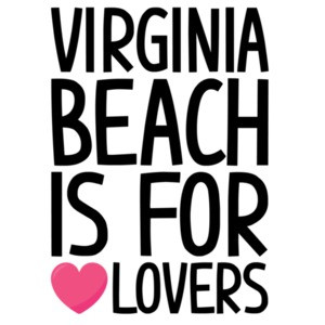 Virginia Beach is for lovers - Virginia T-Shirt