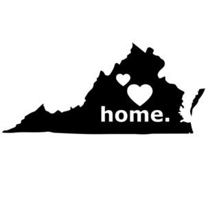 Virginia Home - Virginia T-Shirt