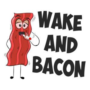 Wake and Bacon T-Shirt